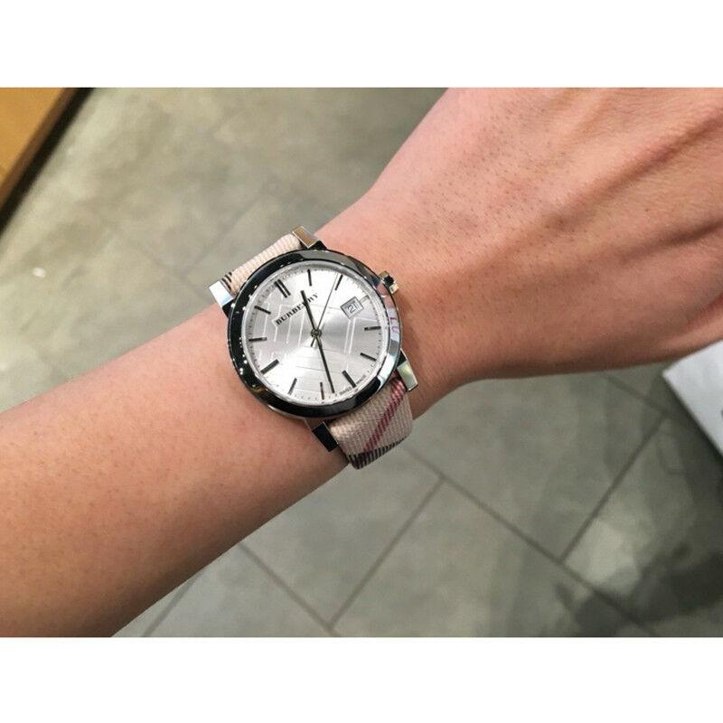 שעון Burbbery  לגבר
